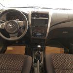 Nội Thất Toyota WIGO 5MT Gọn nhỏ lướt phố