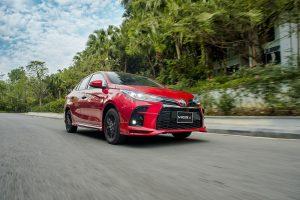 Toyota vios 2021 GR-S new